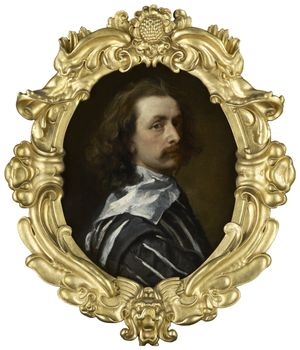 Self-Portrait by Sir Anthony van Dyck, c. 1640 © National Portrait Gallery, London.