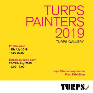 Turps Painters 2019