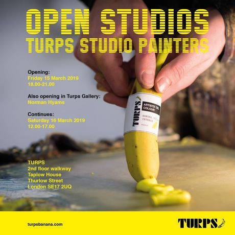 Open studios turps painting programme