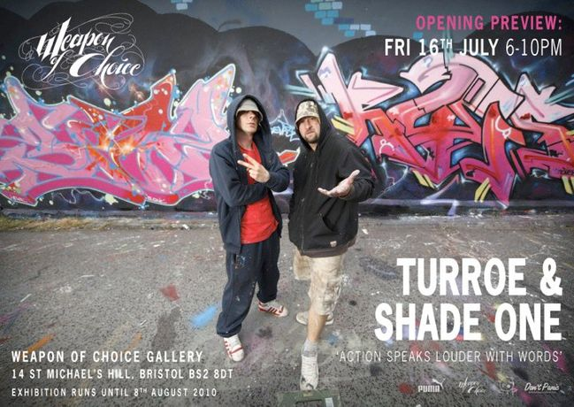 Turroe & Shade One 'Actions Speak Louder With Words': Image 0