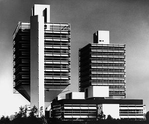 Two German Architectures 1949-1989