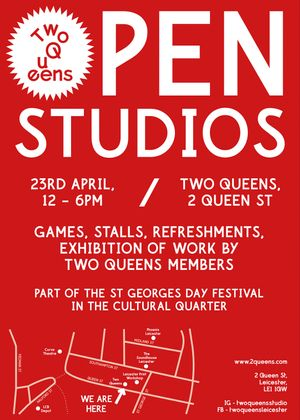 Two Queens Open Studios