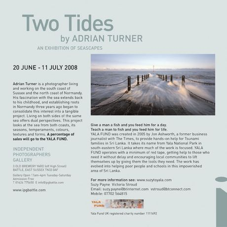 Two Tides/Adrian Turner: Image 0