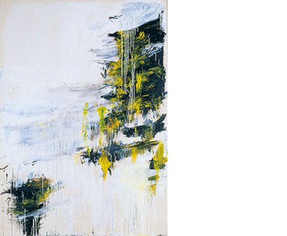 Twombly and Poussin: Arcadian Painters: Image 0