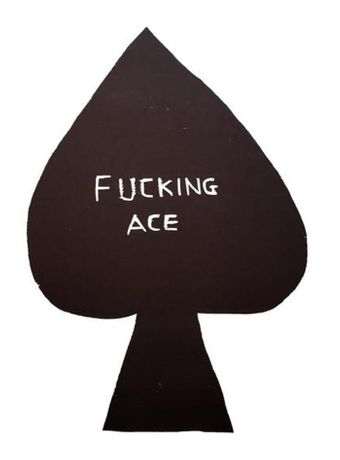 David Shrigley - Fucking Ace