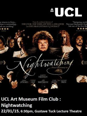 UCL Art Museum Film Club – Nightwatching