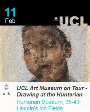 UCL Art Museum on Tour - Drawing at the Hunterian