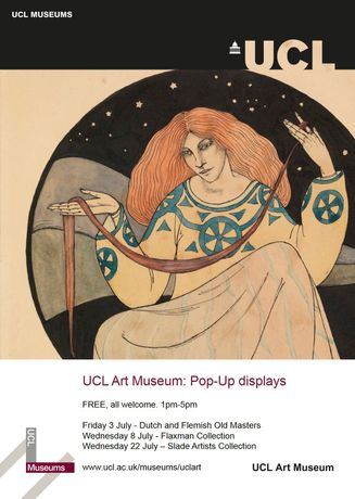 UCL Art Museum Pop-Up displays: Slade Artists Collection: Image 0