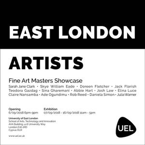 Uel Fine Art Ma Showcase 2018