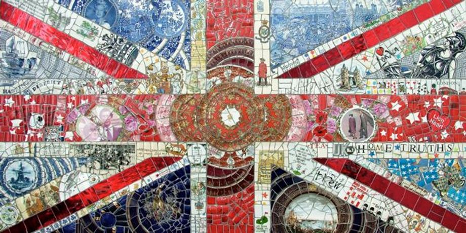 UK HOME TRUTHS - Mosaics by Susan Elliott: Image 0