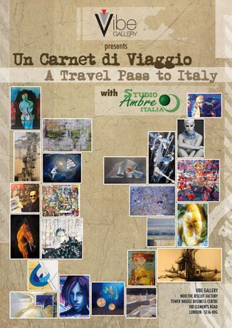 UN CARNET DI VIAGGIO - A TRAVEL PASS TO ITALY: Image 0