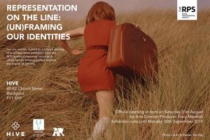 (Un)framing Our Identities: Representation on the Line III