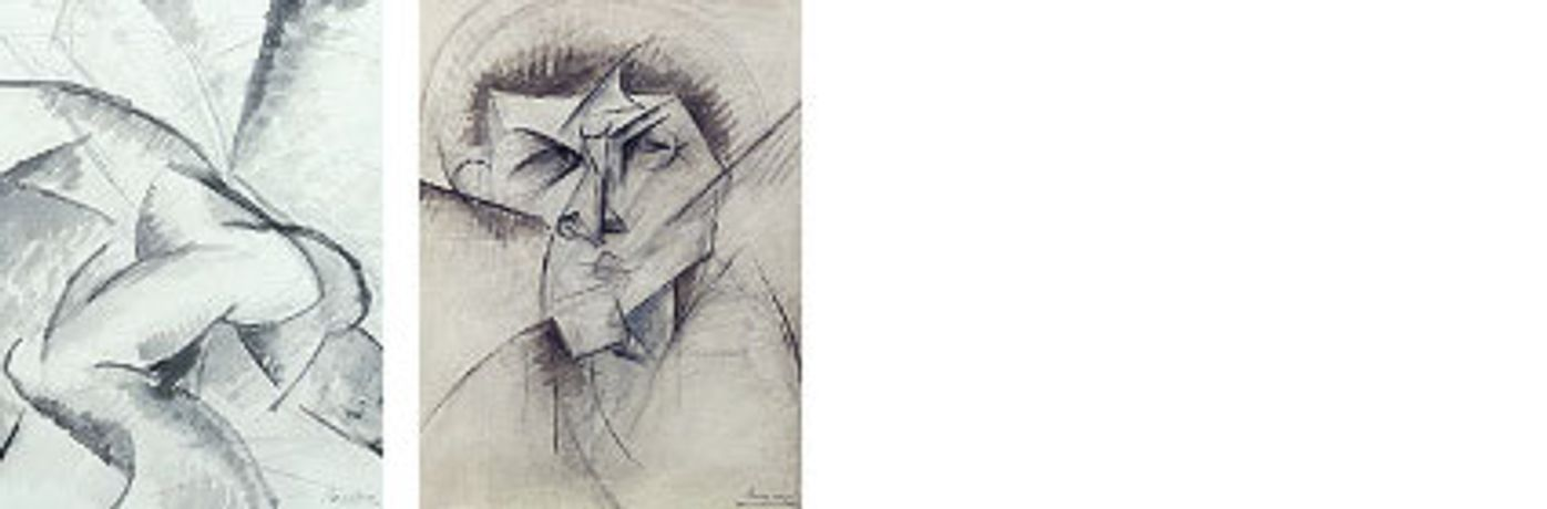 Unique Forms: The Drawing and Sculpture of Umberto Boccioni: Image 0