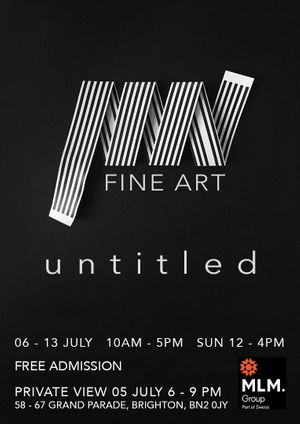 University of Brighton: MA Fine Art Degree Show - UNTITLED