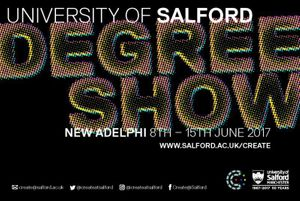 University of Salford: Degree Show