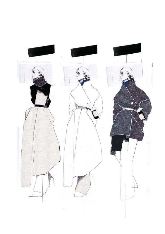 University of Westminster BA Fashion Design Degree Show ...