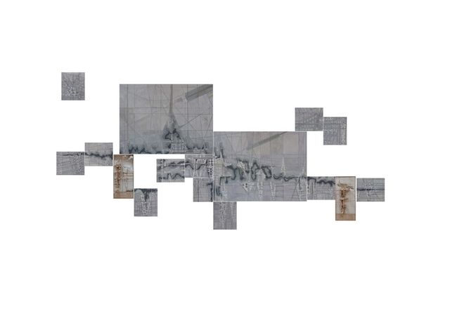 Unmapped - exhibition of works by Ian Pentland: Image 0