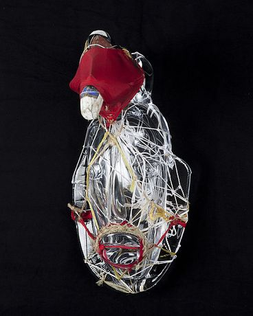 Pascale Marthine Tayou: Mask I, 2014; courtesy of the artist and Galleria Continua; Foto: ©We Document Art