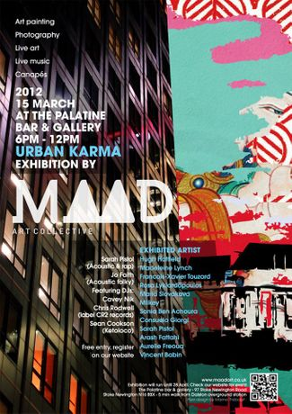 Urban Karma show by MAAD Art: Image 0