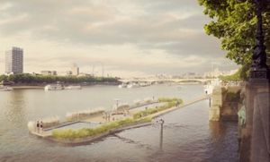 Urban Plunge - New designs for natural swimming in our cities