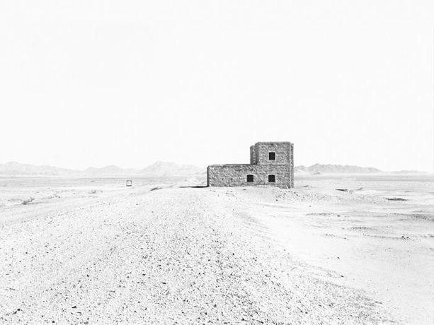 Ursula Schulz-Dornburg, part of the series: From Medina to the Jordanian Border, 2002/2003, © Ursula Schulz-Dornburg