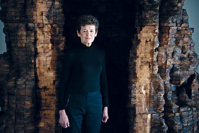 Ursula von Rydingsvard: The Artist In Conversation: Image 0