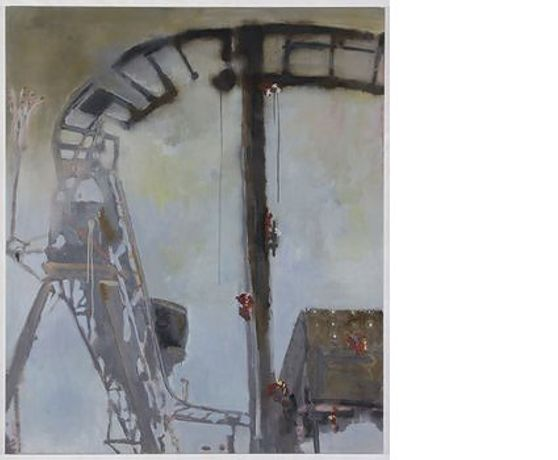 Uwe Wittwer: Recent And New Paintings: Image 0