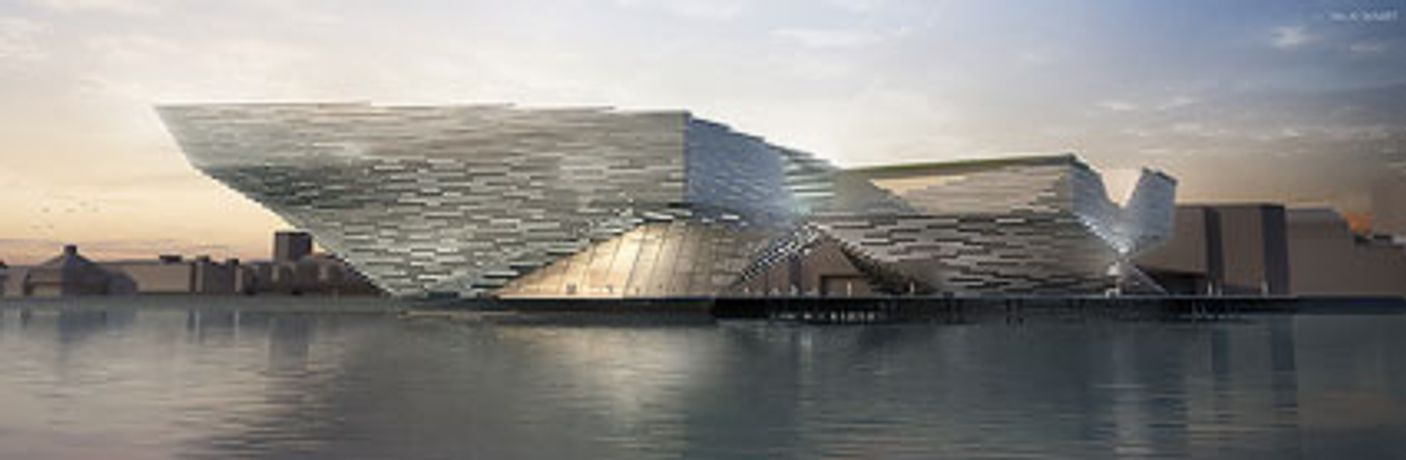 V&A at Dundee: Exhibition of architectural designs: Image 0