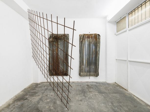Valentina Palazzari, Opus, installation view at MARS, Milano (Ph. Cosimo Filippini)