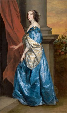 Van Dyck and Britain: Image 0