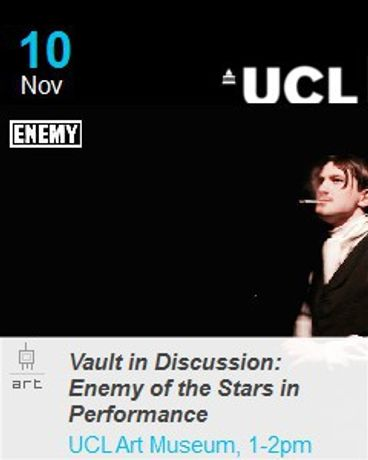 Vault in Discussion: Enemy of the Stars in Performance: Image 0