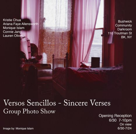 Versos Secillos - Group Photography Show: Image 0