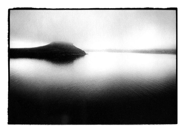 Toby Deveson, Isle of Skye, Silver Gelatin Photograph in a limited edition