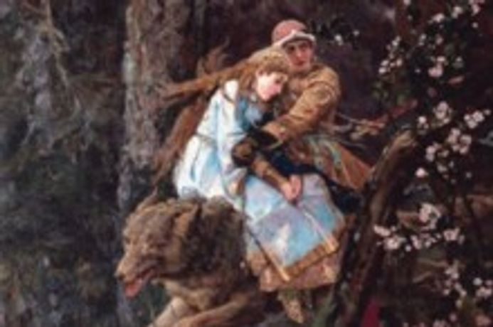 Viktor Vasnetsov and the Russian Myths, Legends and Fairy Tales tradition.: Image 0
