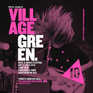 VILLAGE GREEN Art and Music Festival