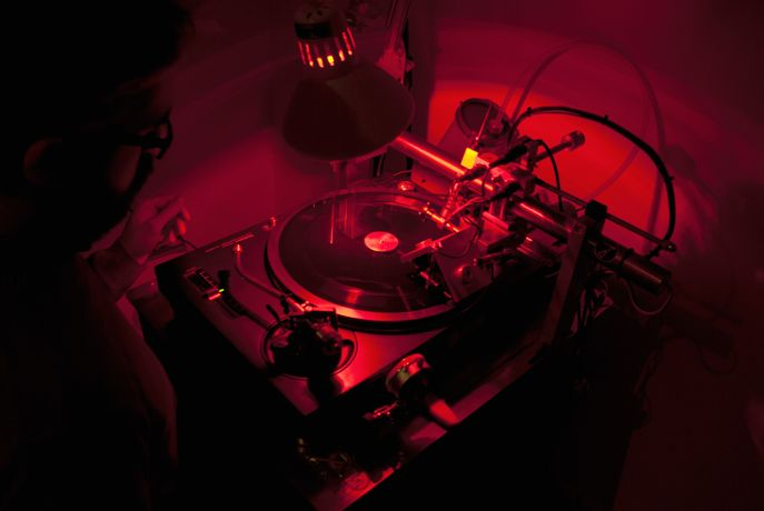 Vinyl Record Cutting as a Compositional Tool: Image 0