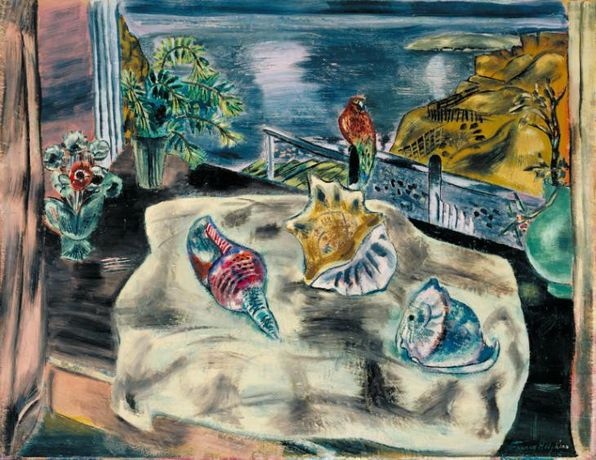 Frances Hodgkins, Wings over Water 1930. Tate