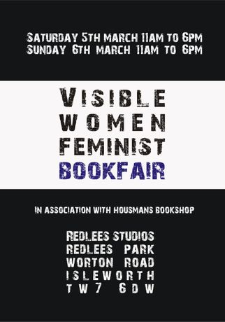 Visible Women Feminist Bookfair