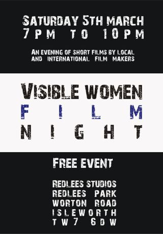 Visible Women Film Night