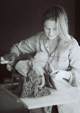 Rosamond Lloyd Sculptor