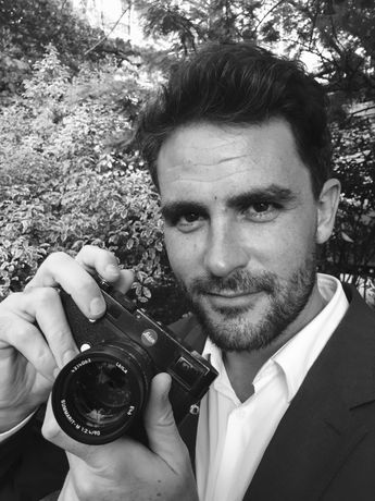 Levison Wood Photographer