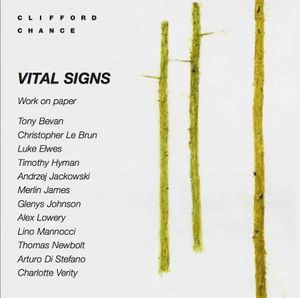 Vital signs: 12 London Artists