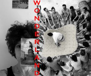 W O N D E R L A N D - A performance-art event
