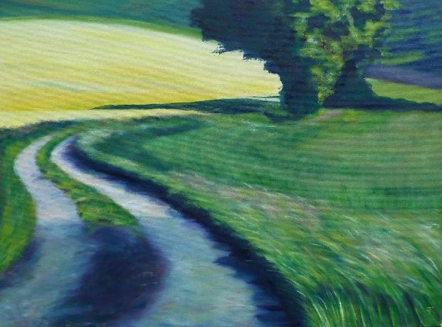 Walk my Downland Ways - Janice Thurston: Image 0