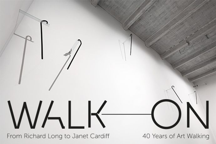 Walk On: From Richard Long to Janet Cardiff - 40 Years of Art Walking: Image 0