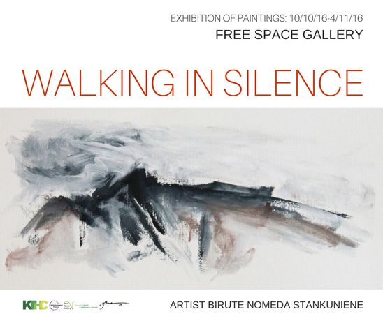 Walking in Silence: Image 0