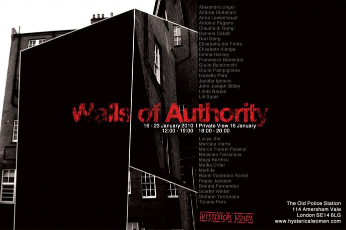 Walls Of Authority: Image 0