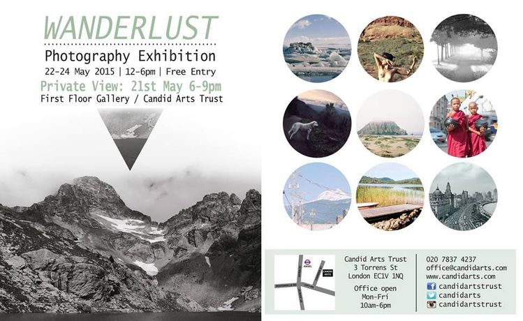 Wanderlust Photography Exhibition: Image 0
