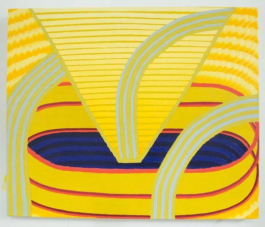 Warm Form. New Paintings by Beverly Acha