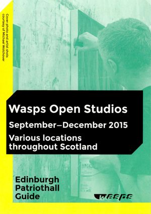 WASPS Patriothall Open Studios